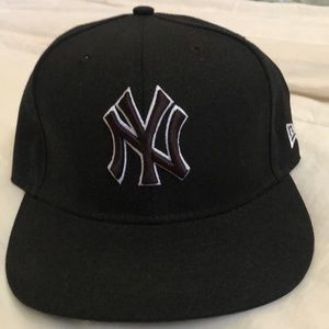 New York Fitted Cap